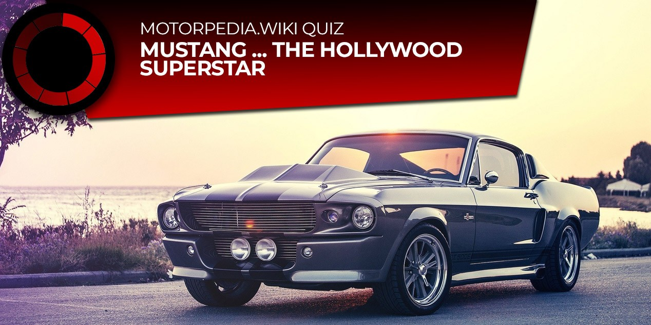 Ford Mustang Quiz