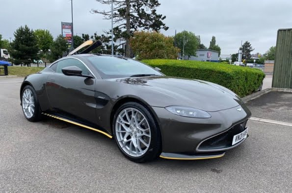 No Time to D(r)i(v)e – searches for Aston Martins soar as latest Bond film released