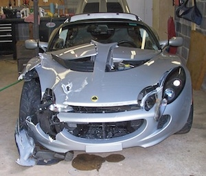 accident damages lotus