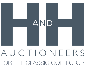 Car auctions H and H Classics Limited H&H