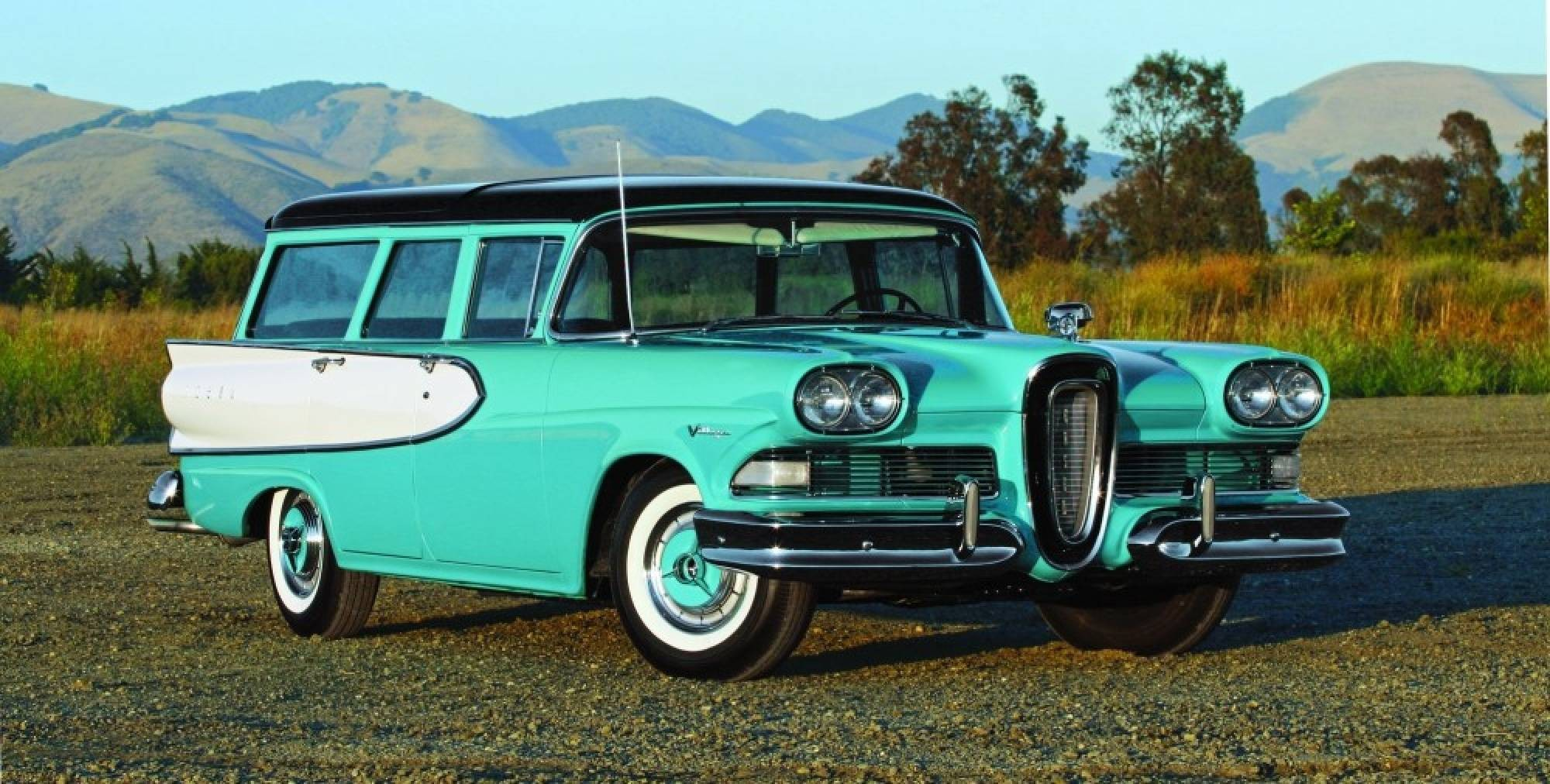 Uk Car Auction Search All Auctions Trunk Locks Wiring Diagram Of 1958 Ford Edsel And 59 Lincoln Villager 1960 A 1959