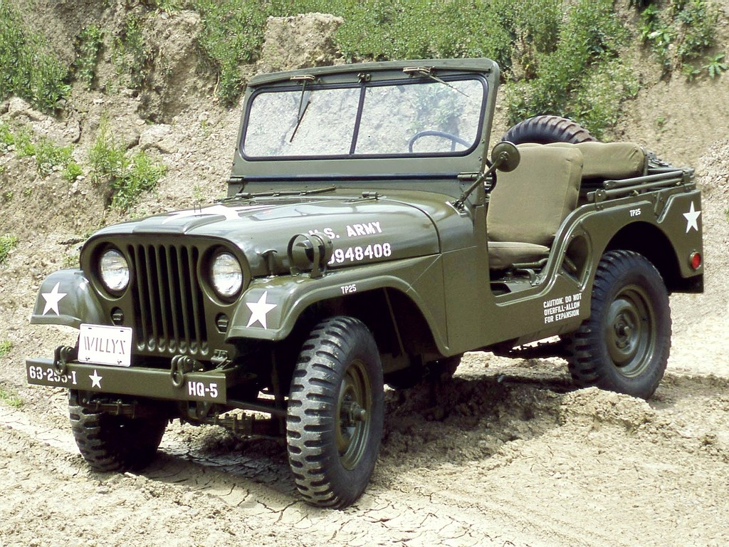 Uk Car Auction Search All Auctions 1941 Willys Jeep Station Wagon M38a1 1952 1971